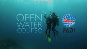 PADI_Open_water